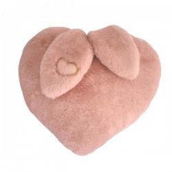 Poduszka Króliczek Missimo różowy Beppe
