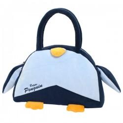 Półokrągła torebka dla dziewczynki Pingwin Beppe
