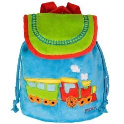 Plecak dla przedszkolaka Pociąg Beppe