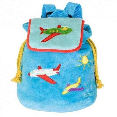 Plecak dla przedszkolaka Samoloty Beppe