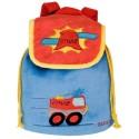 Plecak dla przedszkolaka Straż Pożarna Beppe