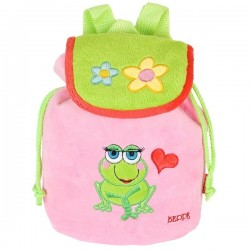Plecak dla przedszkolaka Żabka Beppe