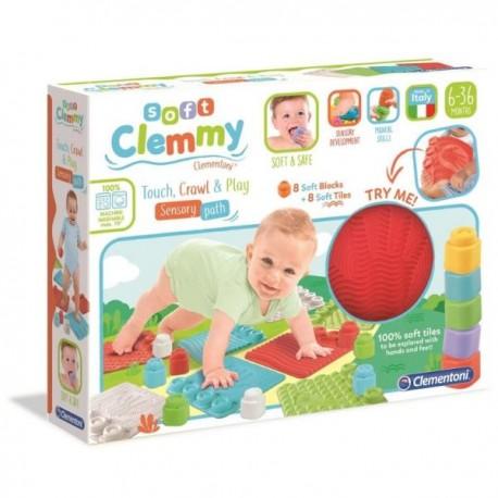 Ścieżka sensoryczna klocki Clemmy Clementoni