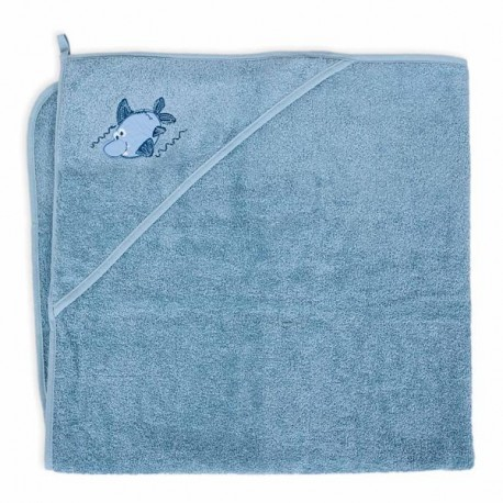Ręcznik z kapturkiem Shark Ceba