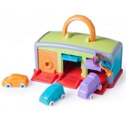 Walizka Mój garaż Miniland