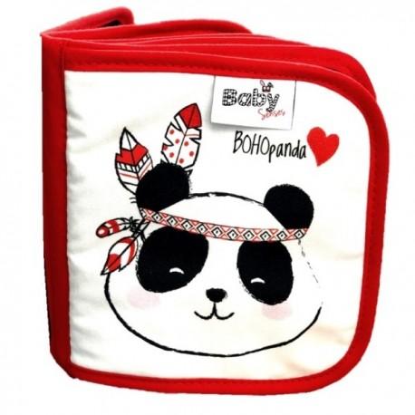 Książeczka kontrastowa Boho-Panda Babysenses
