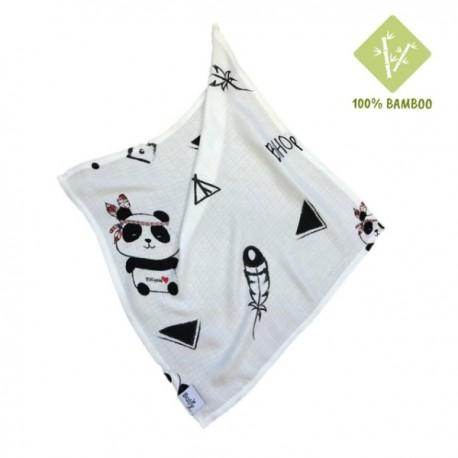 Pieluszka bambusowa Boho-Panda Babysenses
