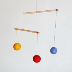 Mobil Montessori Kule Kolorowe