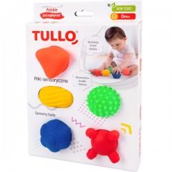 Piłki sensoryczne 5 szt. Tullo