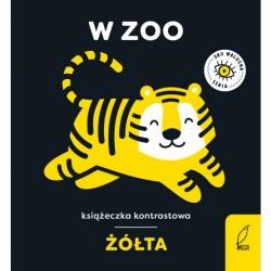 Książeczka kontrastowa W zoo Wilga