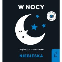 Książeczka kontrastowa W nocy Wilga