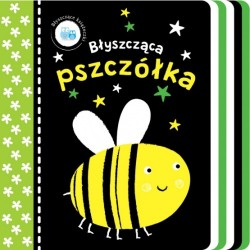 Książeczka Błyszcząca pszczółka Wilga