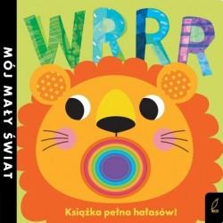 WRRR Książka pełna hałasów! Wilga