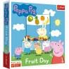 Gra planszowa Świnka Peppa Fruit Day Trefl
