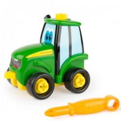 Zbuduj mini traktor Johnny John Deere TOMY