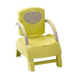Krzesełko do karmienia - zielony