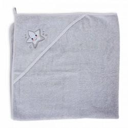 Ręcznik z kapturkiem Grey Star Ceba
