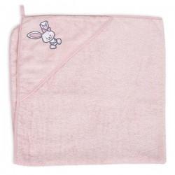 Ręcznik z kapturkiem Tencel Line Bunny Ceba