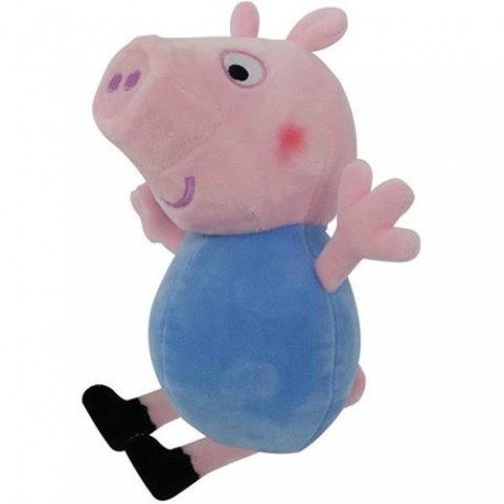 Świnka Peppa maskotka George TM Toys