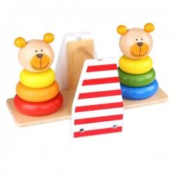 Balansujące misie Tooky Toy