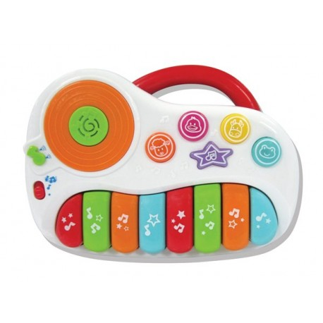 Zabawka interaktywna PIANINKO Smily Play