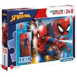 Puzzle Maxi Spider-Man 3+ Clementoni