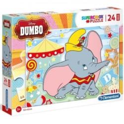 Puzzle Maxi Dumbo 3+ Clementoni