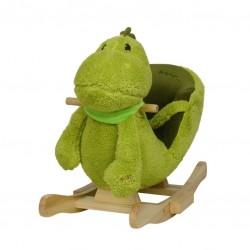 Bujaczek dla dziecka z dźwiękiem Dinozaur