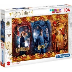 Puzzle Harry Potter 104-el. 6+ Clementoni