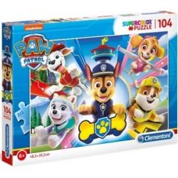 Puzzle Psi Patrol 6+ 104-el. Clementoni