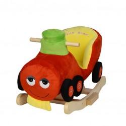Bujaczek dla dziecka z dźwiękiem Pociąg