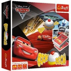 Gra planszowa Boom Boom - Cars Trefl