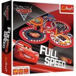 Gra planszowa Full Speed Cars 3 Trefl