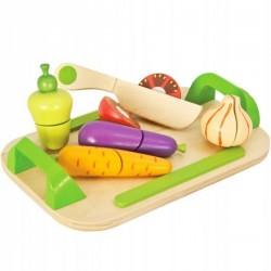 Deska z warzywami do krojenia Eichhorn