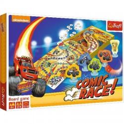 Gra planszowa Blaze Comic Race! Trefl