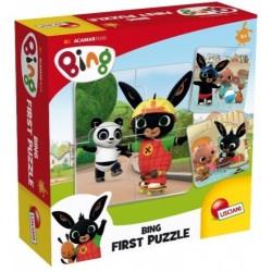 Pierwsze puzzle dla dzieci Bing Lisciani