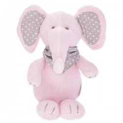 Przytulanka dla niemowląt Słoń Federic Beppe