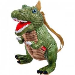 Dinozaur Tyranozaur plecak maskotka Beppe