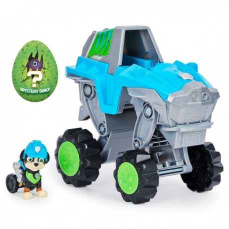 Psi Patrol Dino Rescue Pojazd Rexa + figurka Spin Master