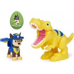 Psi Patrol Dino Rescue Chase + dino Spin Master