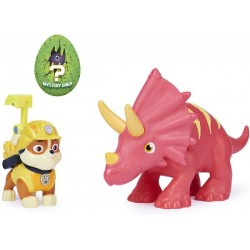 Psi Patrol Dino Rescue Rubble + dino Spin Master