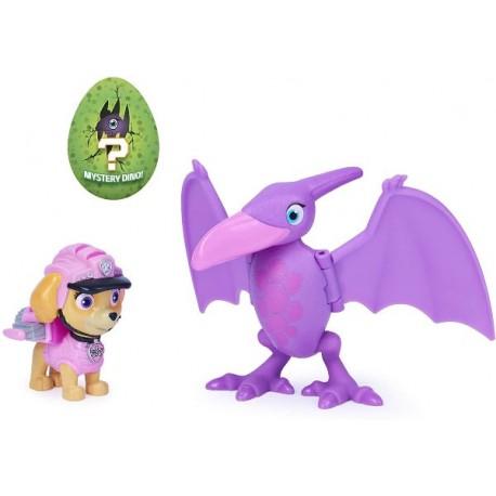 Psi Patrol Dino Rescue Skye + dino Spin Master