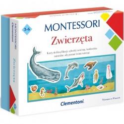 Montessori Zwierzęta Clementoni