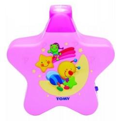 Projektor dla niemowlaka Gwiazdka różowa TOMY