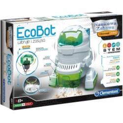 Robot dla dzieci EcoBot 8+ Clementoni