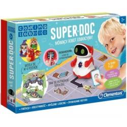 Robot dla dzieci Super Doc 5+ Clementoni