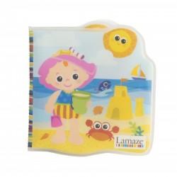 Lamaze kąpielowa książeczka - Emilka