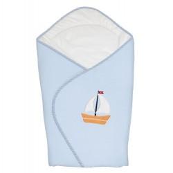 Rożek - Marynarski Niebieski