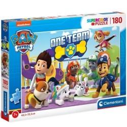 Puzzle Psi Patrol One Team 7+ Clementoni