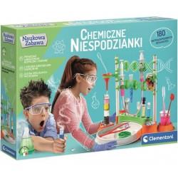 Wielkie Laboratorium Chemiczne 8+ Clementoni